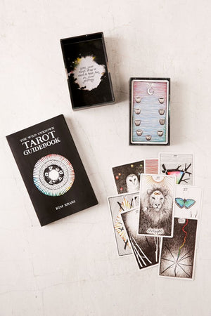 The Wild Unknown Tarot Deck + Guidebook