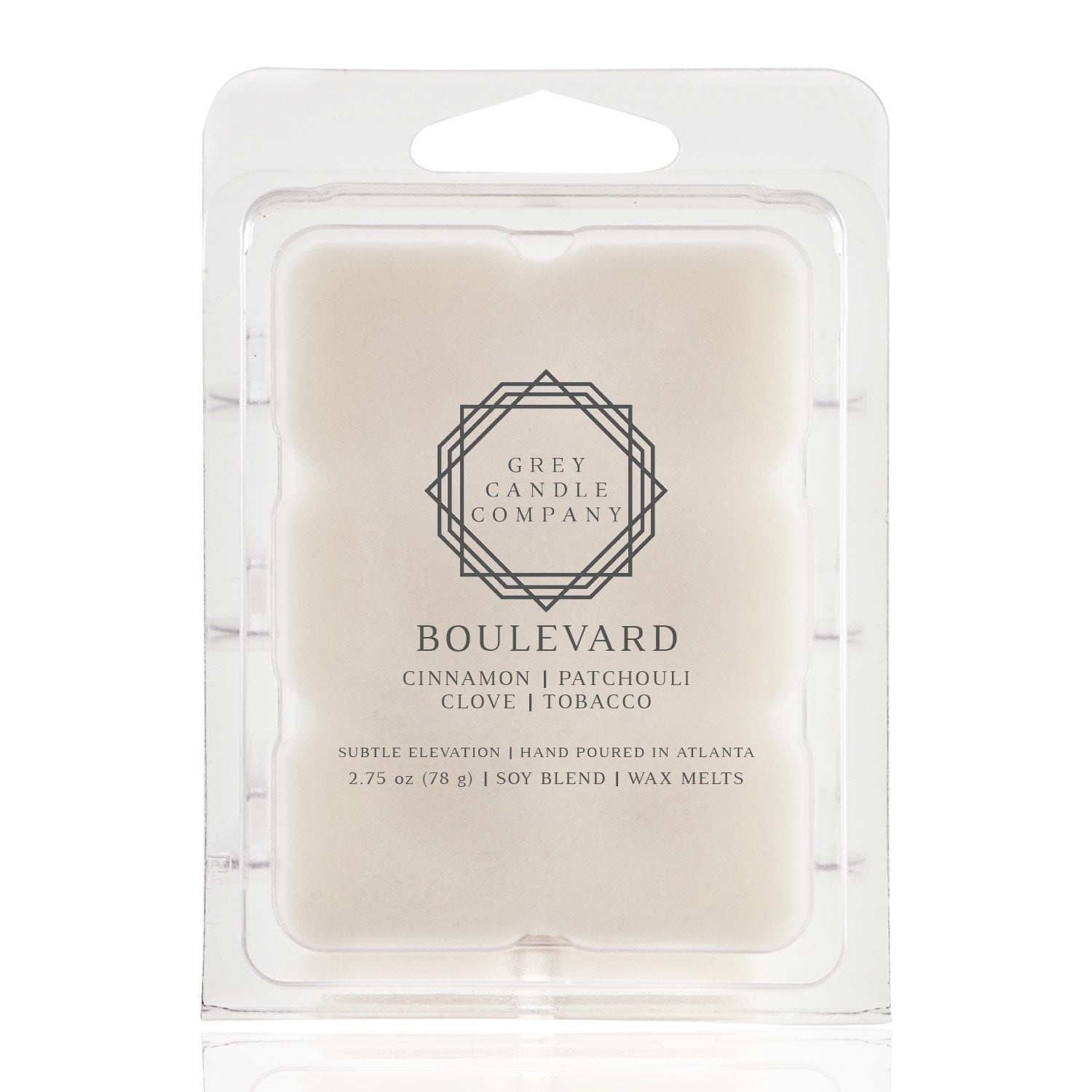 BOULEVARD - Wax Melts WAX MELTS Grey Candle Company