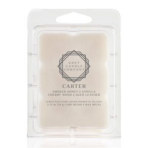 CARTER - Wax Melts WAX MELTS Grey Candle Company