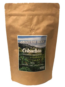 Single Origin Coffee Beans | Colombia Organic Reserve - Fruits To Go NYC