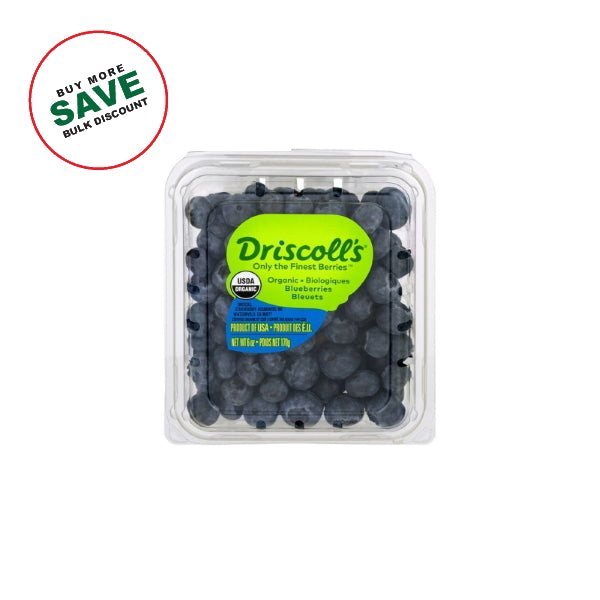 Organic Blueberries Driscoll's | Pint