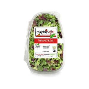 Organic Baby Spring Mix - Fruits To Go NYC
