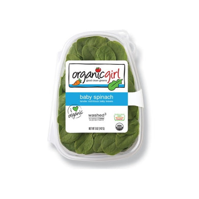 Organic Baby Spinach - Fruits To Go NYC