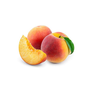 Peaches Large  / 4Ct - Fruits To Go NYC
