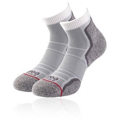 000 Mile Men's Running Anklet Socks - Twin