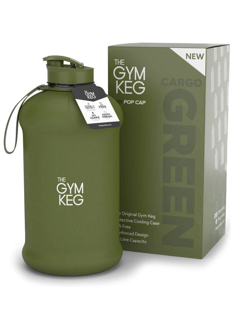The Gym Keg 2.2l