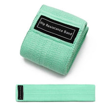 Load image into Gallery viewer, New Durable Hip Circle Band Yoga Anti-slip Gym Fitness Rubber Band Exercises Braided Elastic Band Hip Lifting Resistance Band