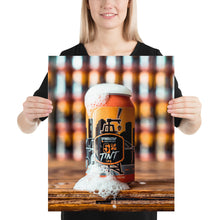 Load image into Gallery viewer, Spindletap Brewery 5% Tint Art Print