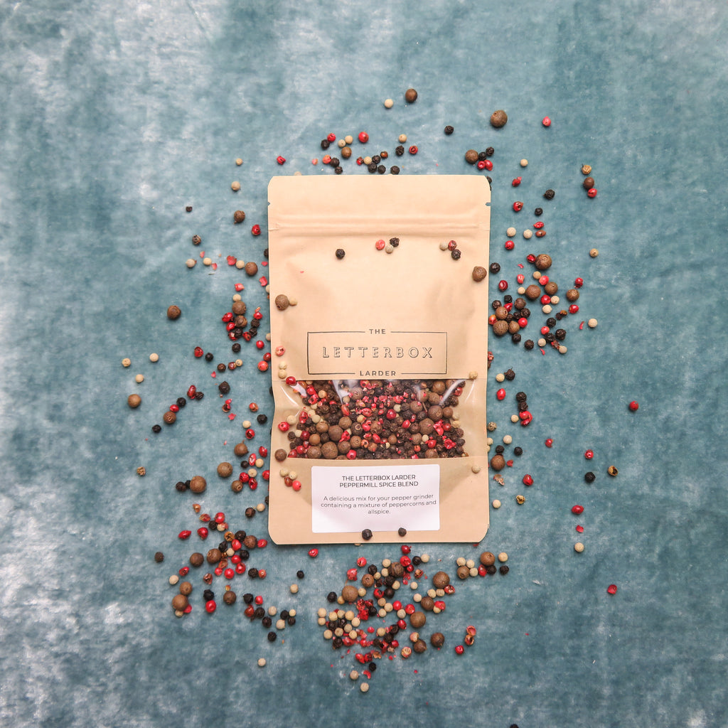 The Letterbox Larder Fiery Peppermill spice Blend