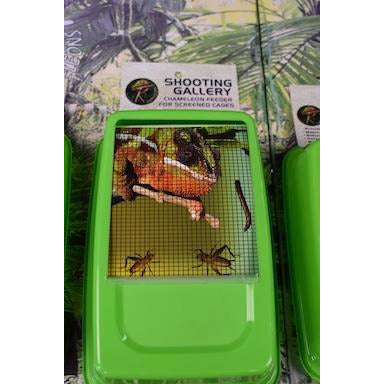tkchameleons - Chameleon Feeder Shooting Gallery Large - TkChameleons - animal accessories