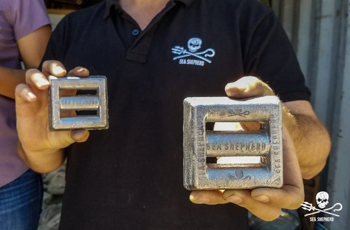 Sea Shepherd Dive Weights