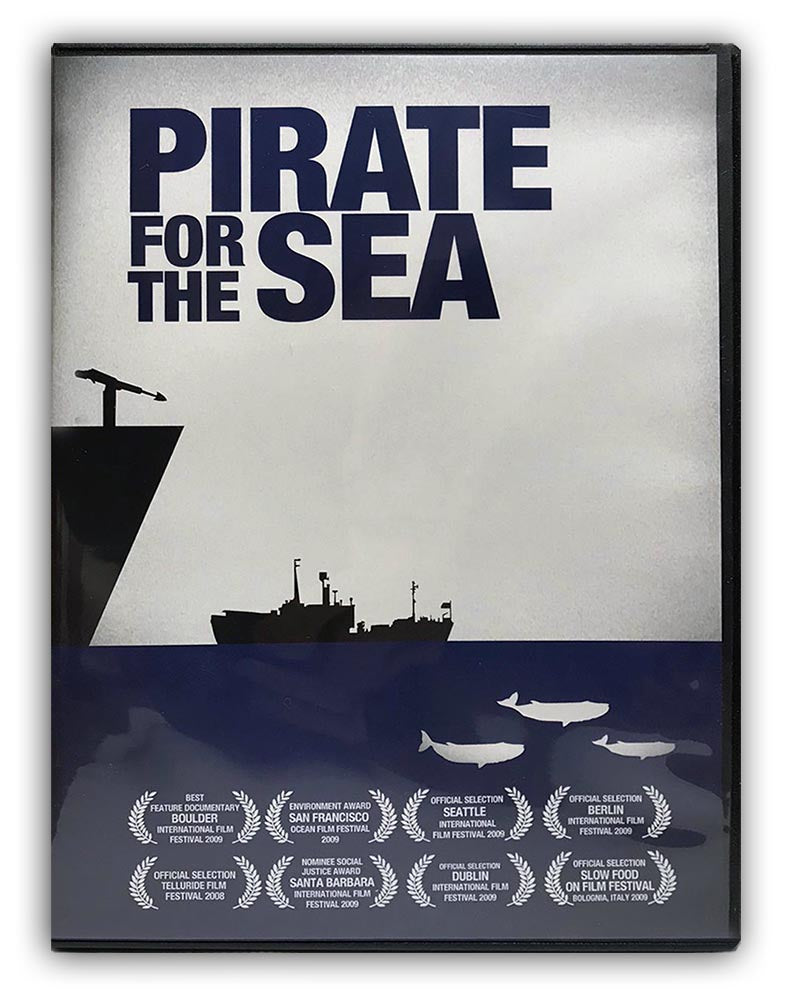 DVD: Pirate For The Sea