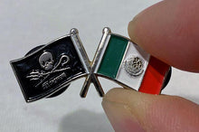 Load image into Gallery viewer, Pin: Sea Shepherd and Mexico Flags