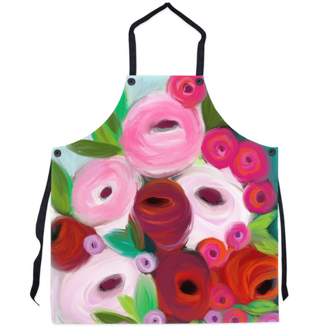Showing Love Aprons