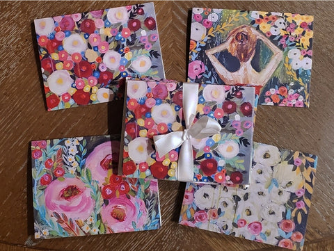 Blank Note Cards (set of 8)