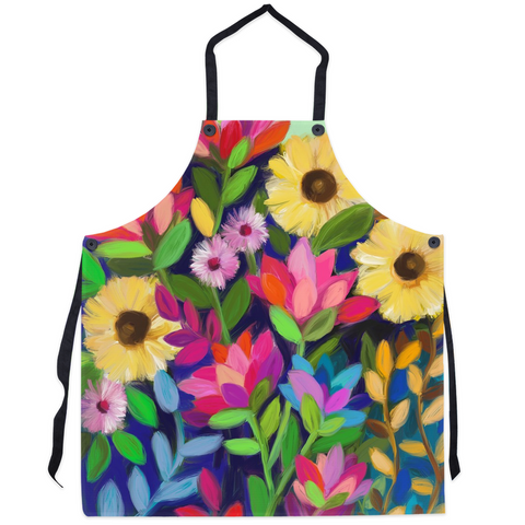 Lotus Love Aprons