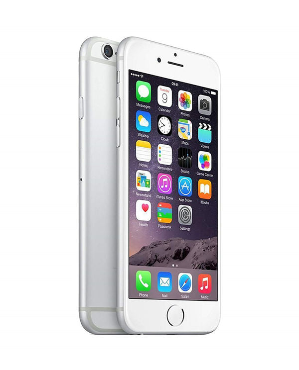 IAG Certified Refurblished Apple iPhone 6 Silver