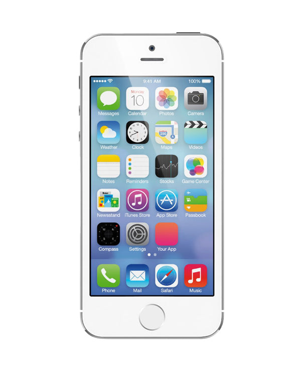 IAG Certified Refurblished Apple iPhone 5s Silver