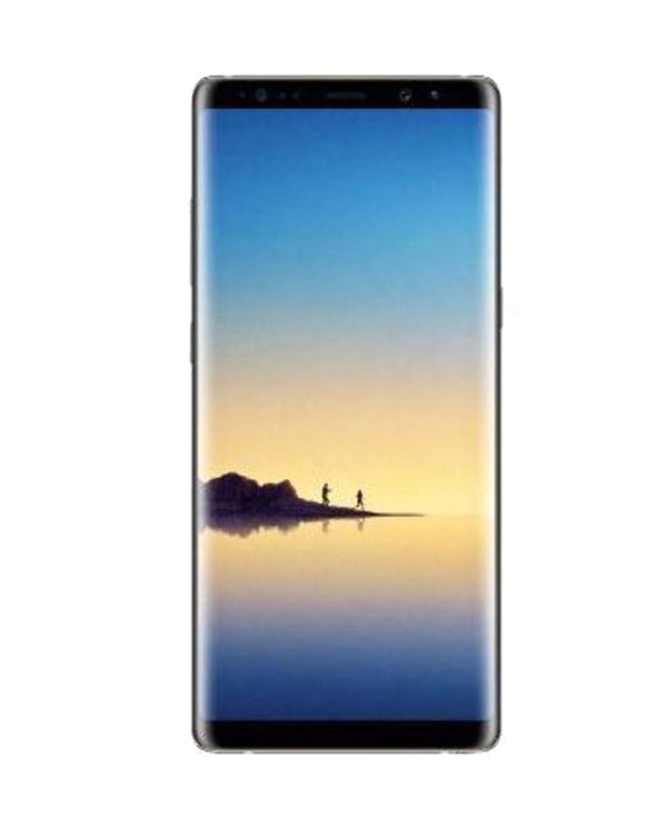 IAG Certified Refurblished Samsung Galaxy Note 8 Midnight Black