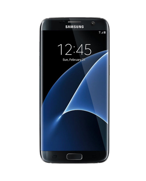 IAG Certified Refurblished Samsung Galaxy S7 Edge Black