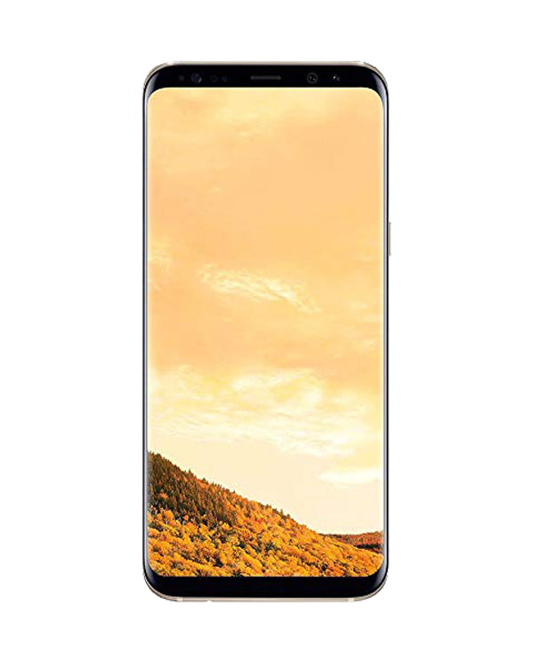 IAG Certified Refurblished Samsung Galaxy S8 Maple Gold