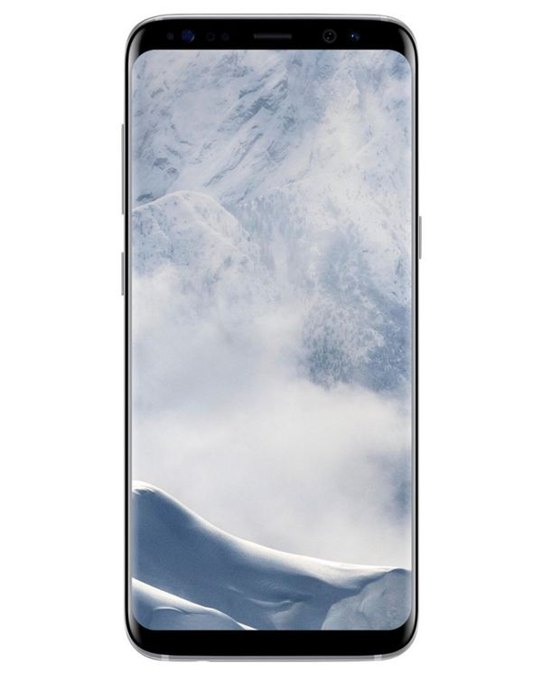 IAG Certified Refurblished Samsung Galaxy S8 Arctic Silver