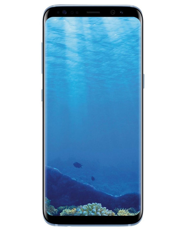 IAG Certified Refurblished Samsung Galaxy S8 Coral Blue