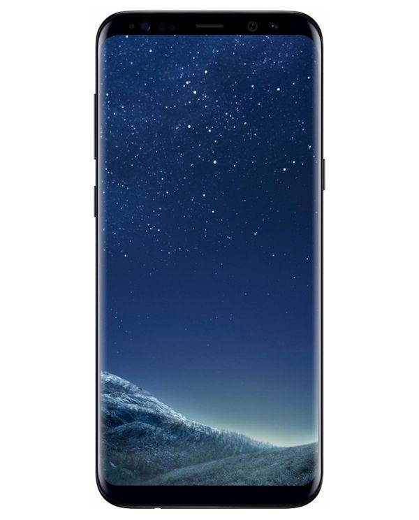 OUTLET! IAG Certified Refurblished Samsung Galaxy S8 Plus Midnight Black