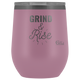 Grind and Rise Wine Tumbler