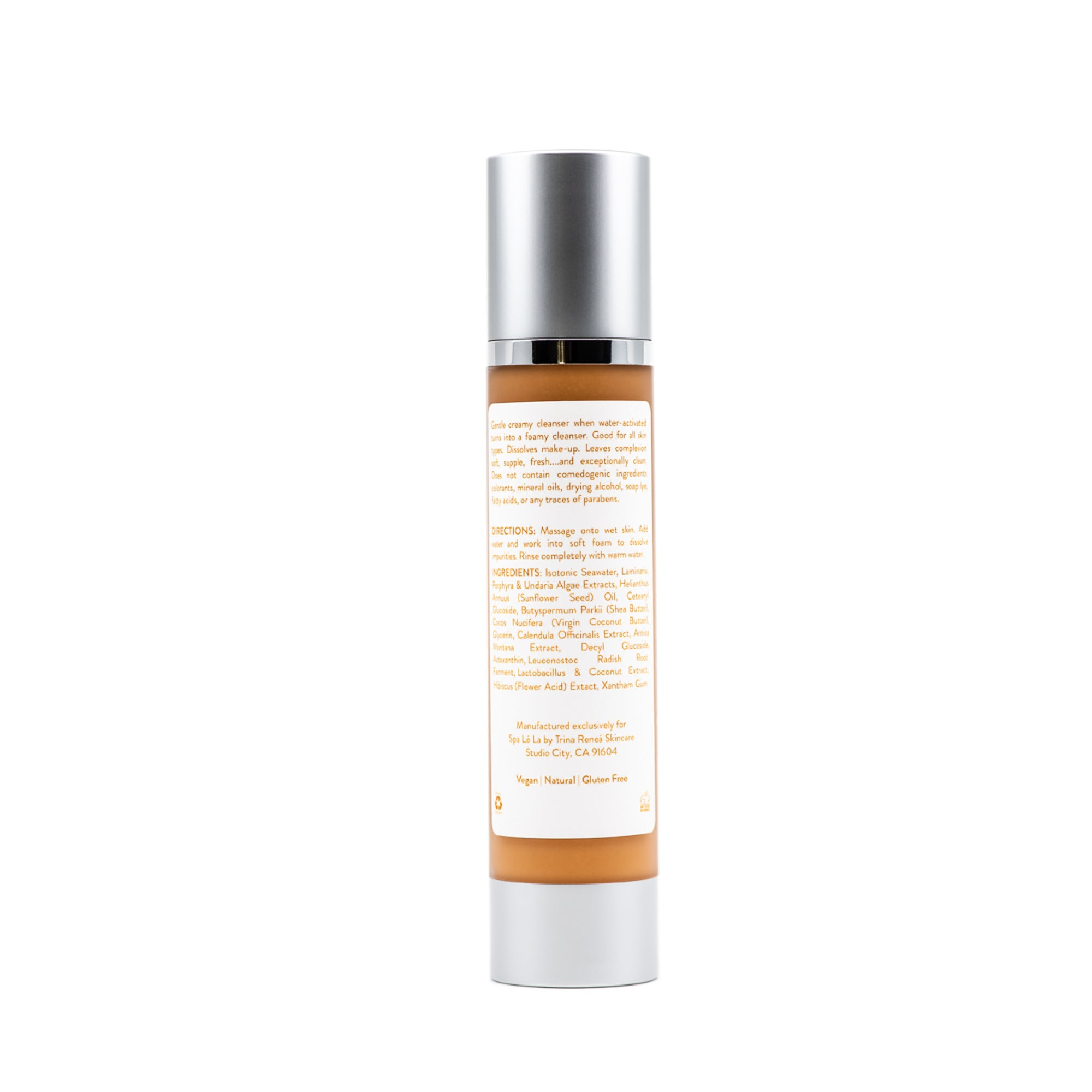 Mama Lé Dreamsicle Cleanser