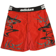 Adidas Short Shark (Red And Black)