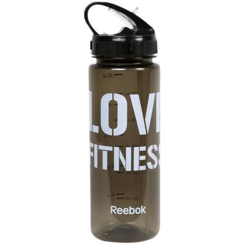 Reebok Water Bottle 650Ml Black Love