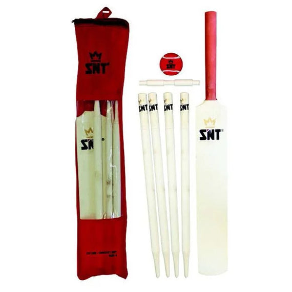 SNT Cricket Set Size 4