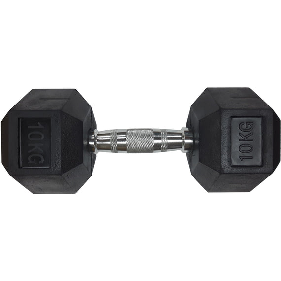 Angry Fit Hexagon Dumbbells