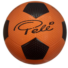 Pele Dimple Rubber Soccer Ball