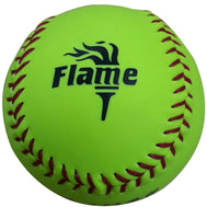 "Flame 12"" Rubber Core Centre Softball"
