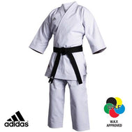 adidas K460J Champion Karate Uniform - Japanese Cut - Wkf Approved