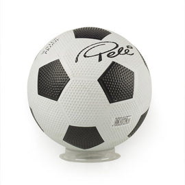 Pele' Dimple Rubber Soccer Ball