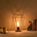 Geometric Edgy Table Lamp