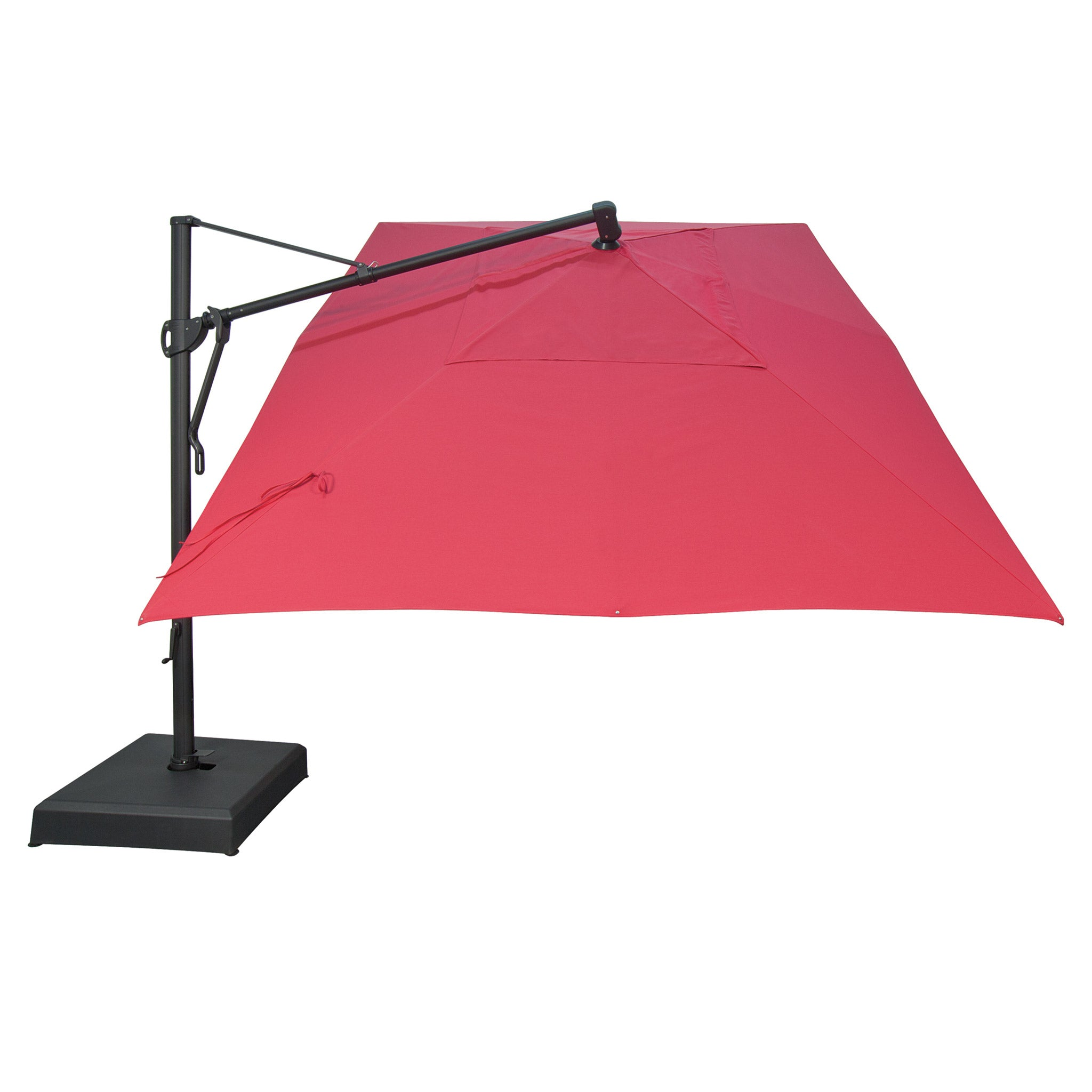 10' X 13' AKZ Cantilever Umbrella