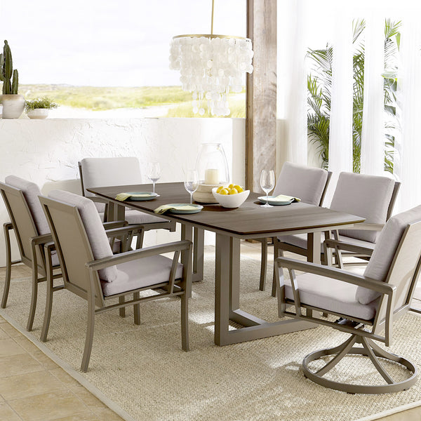 Avalon Swivel Dining Chair