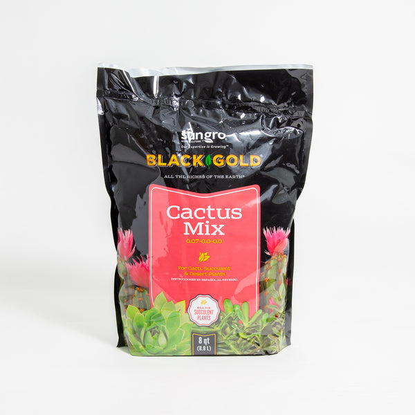Black Gold® Cactus Potting Mix