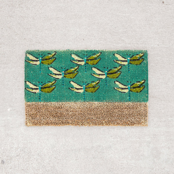 Dragonfly Boot-Scrape Doormat
