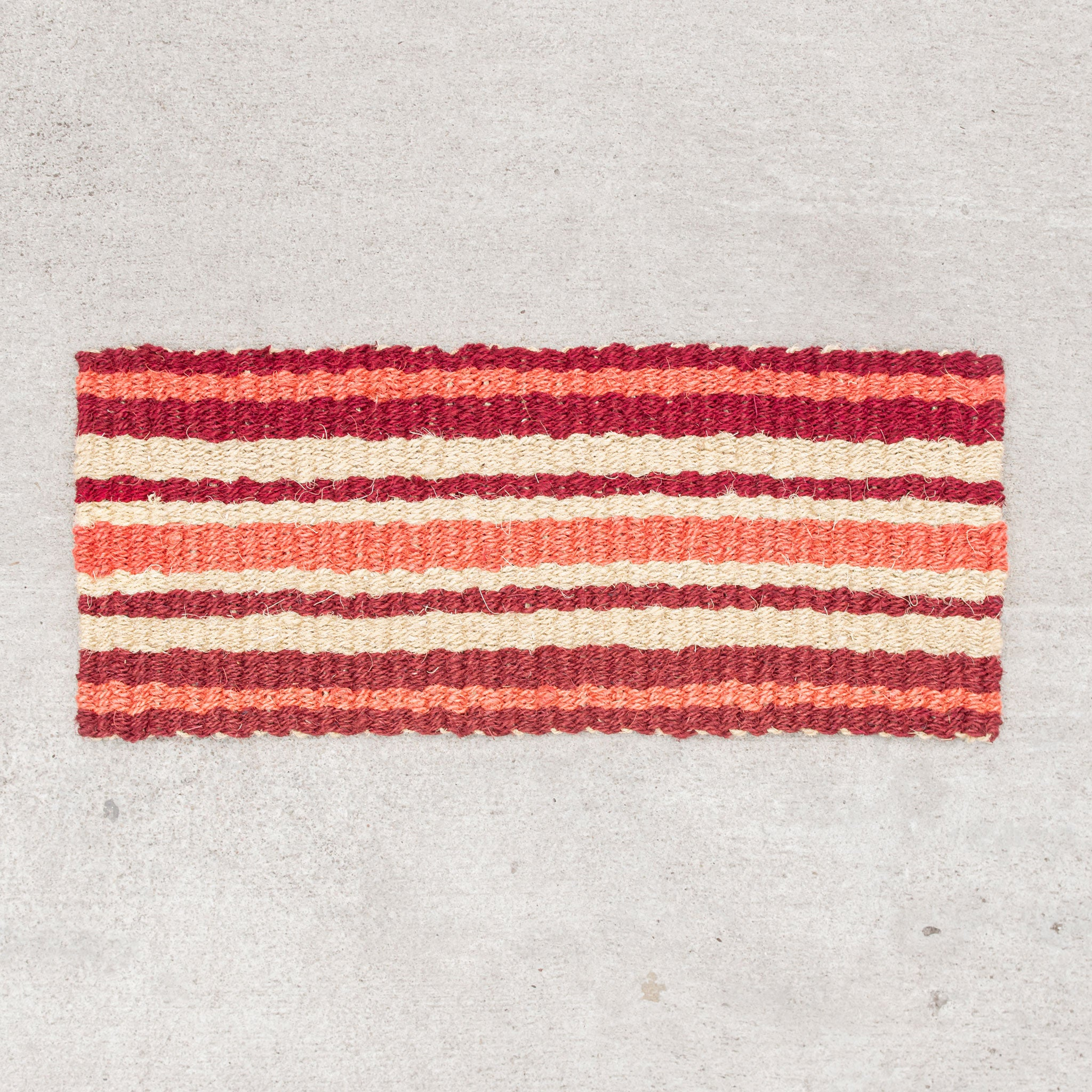 Stripe Estate Doormat
