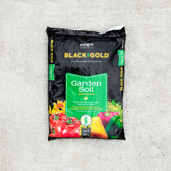 Black Gold® Garden Soil