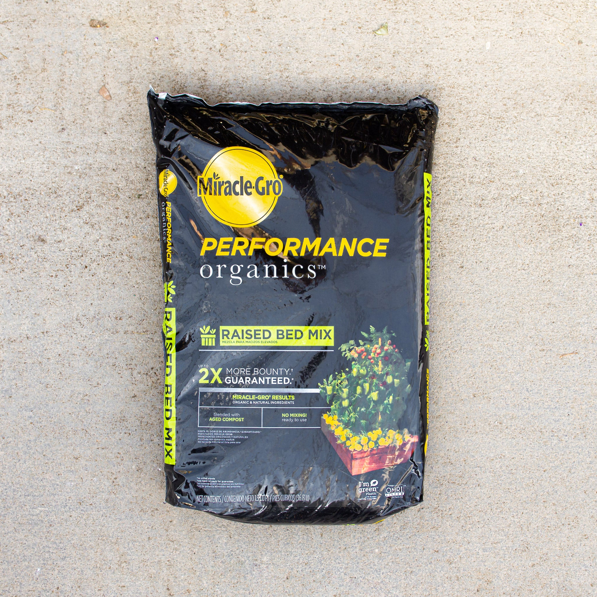 Performance Organics® Raised Bed Mix