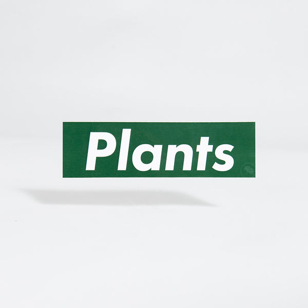 Plants Rectangle Sticker