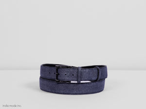 Kingsley Belt 373 Blue Frame