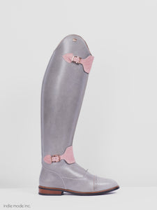 Kingsley London 02 40 MA L Grey/Stardust Pink/Rose Gold