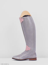 Load image into Gallery viewer, Kingsley London 02 40 MA L Grey/Stardust Pink/Rose Gold